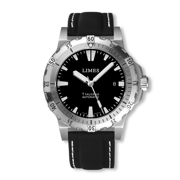 Limes Endurance Neptun Diver Watch Made in Germany