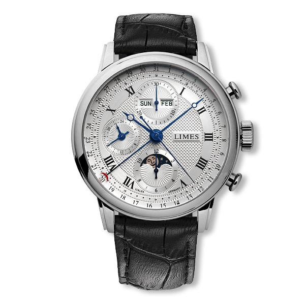 Limes Pharo Big Date Watch - Replica Watches